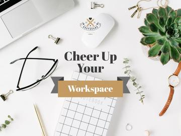 Cheer up your workplace