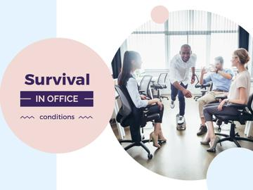 Survival in office conditions