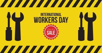 Sale on International Workers Day