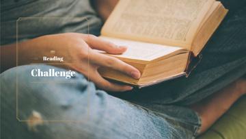 Reading challenge Ad