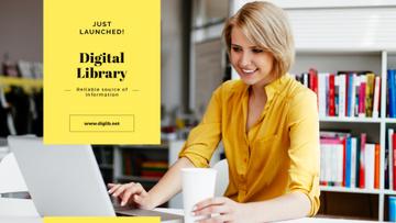 Digital library Offer