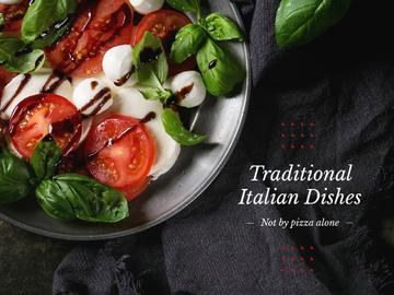 Traditional Italian Dishes