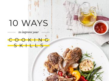 Ways to improve your cooking skills