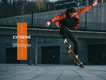 Extreme as a lifestyle