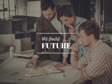 We build the future