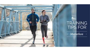 Training tips for marathon