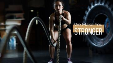 We make you stronger