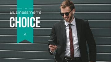 The businessmen's choice
