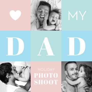 Father's Day family Photo shoot offer