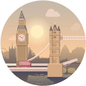 London famouse Travelling spot