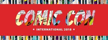 Comic Con International event