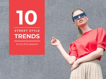 Street style trends to try this season