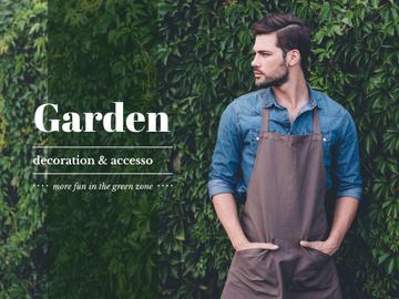 Garden decoration and accessories