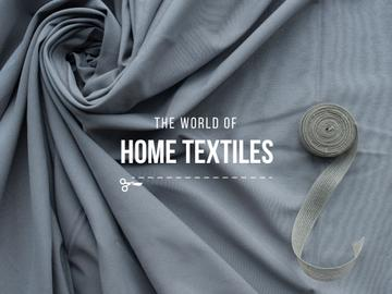 The world of home textiles