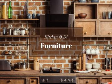 Kitchen and dinning furniture