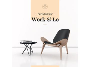 Furniture for Work and Lounge Modern Designer Chair