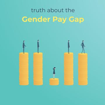 Gender inequality on earnings