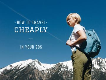 Cheaply tourism for young people