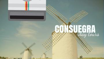 Consuegra Windmill Travelling Spots