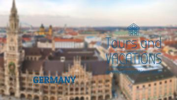 Tour Invitation Germany Famous Travelling Spots