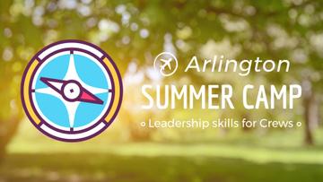 Summer Trip Offer Rotating Compass Arrows