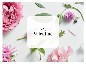 Happy Valentine Day card