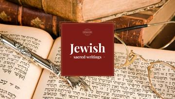 Jewish sacred writings