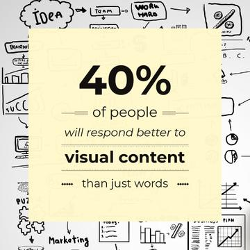 Information about Visual content