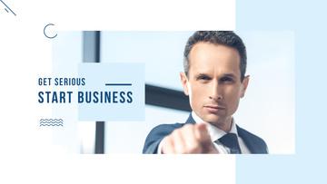 Get serious start business