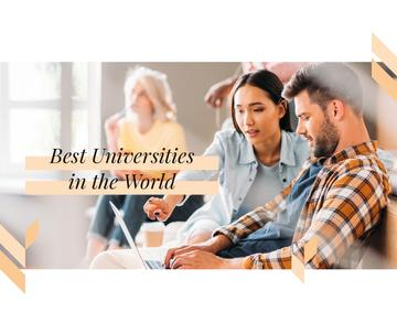 Best Universities Students Studying Together