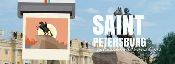 Saint Petersburg famous travelling spots