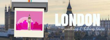 London Big Ben Famous Travelling Spot