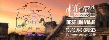 Chichen Itza showplace tour offer