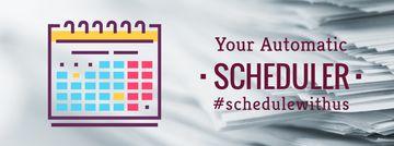 Business Schedule calendar icon