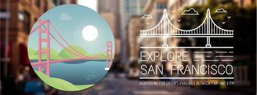 Travelling San Francisco icon