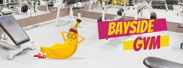 Banana training in gym