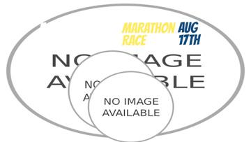People Running Marathon Race in Blue