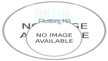 Winter Fair Invitation Girl Enjoying Sledge Ride