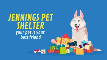 Animal Shelter Ad Dog by Bunch of Gifts