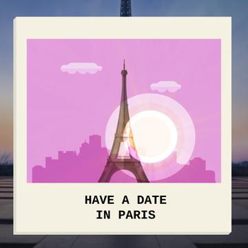 Eiffel Tower Famous Travel spot