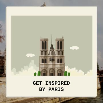Notre Dame Famous Travel Spot
