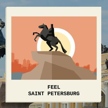 Saint Petersburg Famous Travel Spot