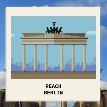 Berlin Famous Travel Spot