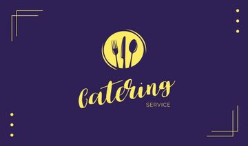 Catering Food Service Logo