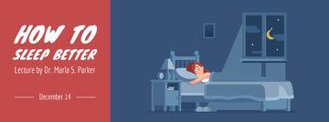 Girl sleeping day and night
