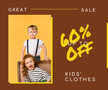 Kids' Clothes Sale Happy Little Kids