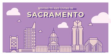 Sacramento city view