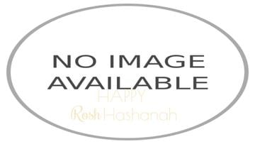 Rosh Hashanah garland with apples