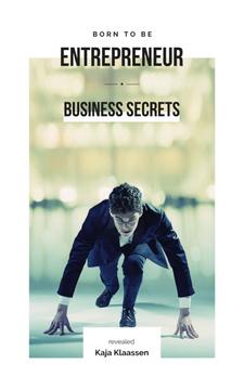 Entrepreneurship Secrets Businessman on Race Start