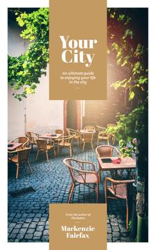 City Guide Cafe on Cobblestone Street